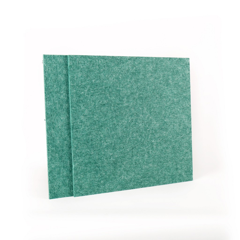 Solid Panel – Dark Green