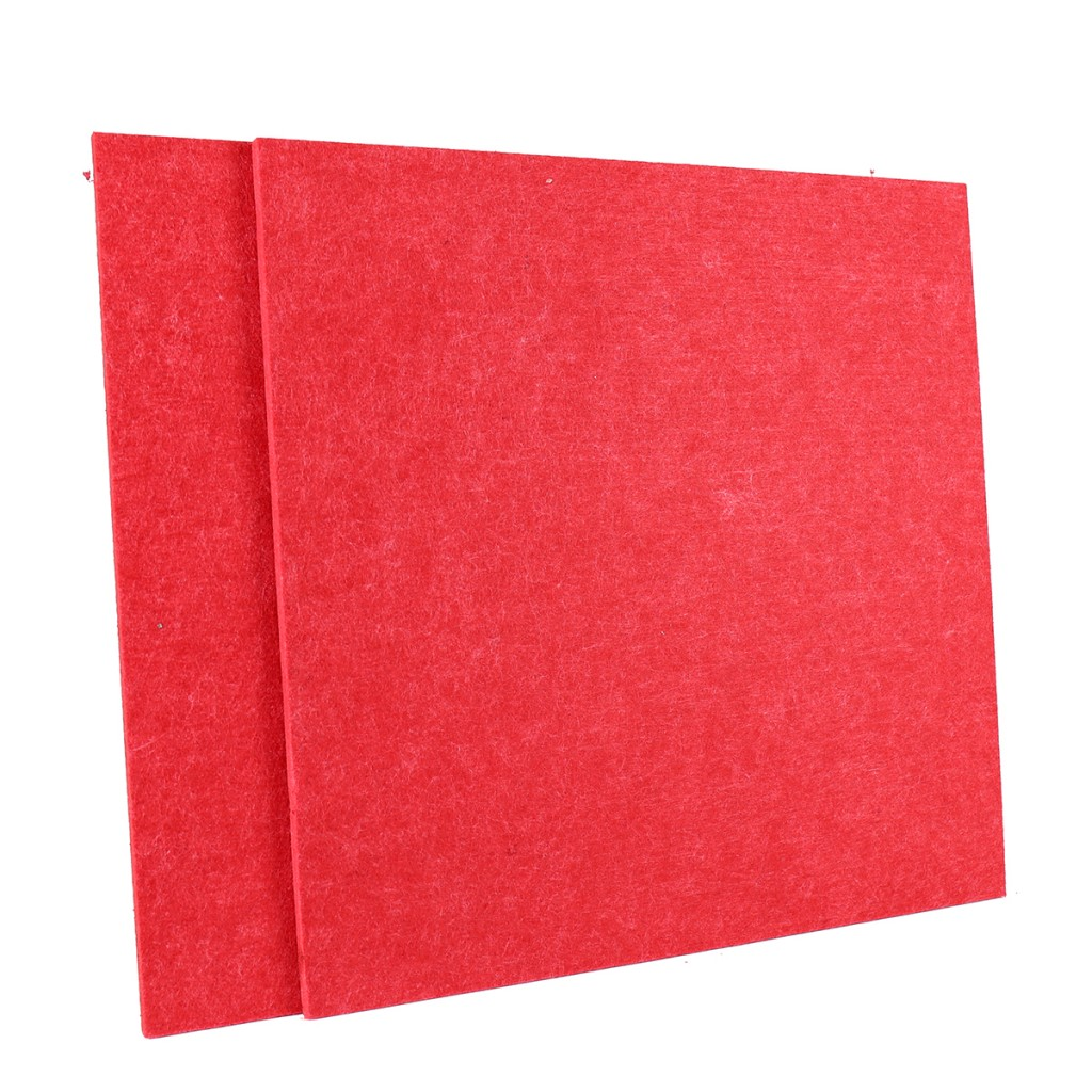 Solid Panel – Red