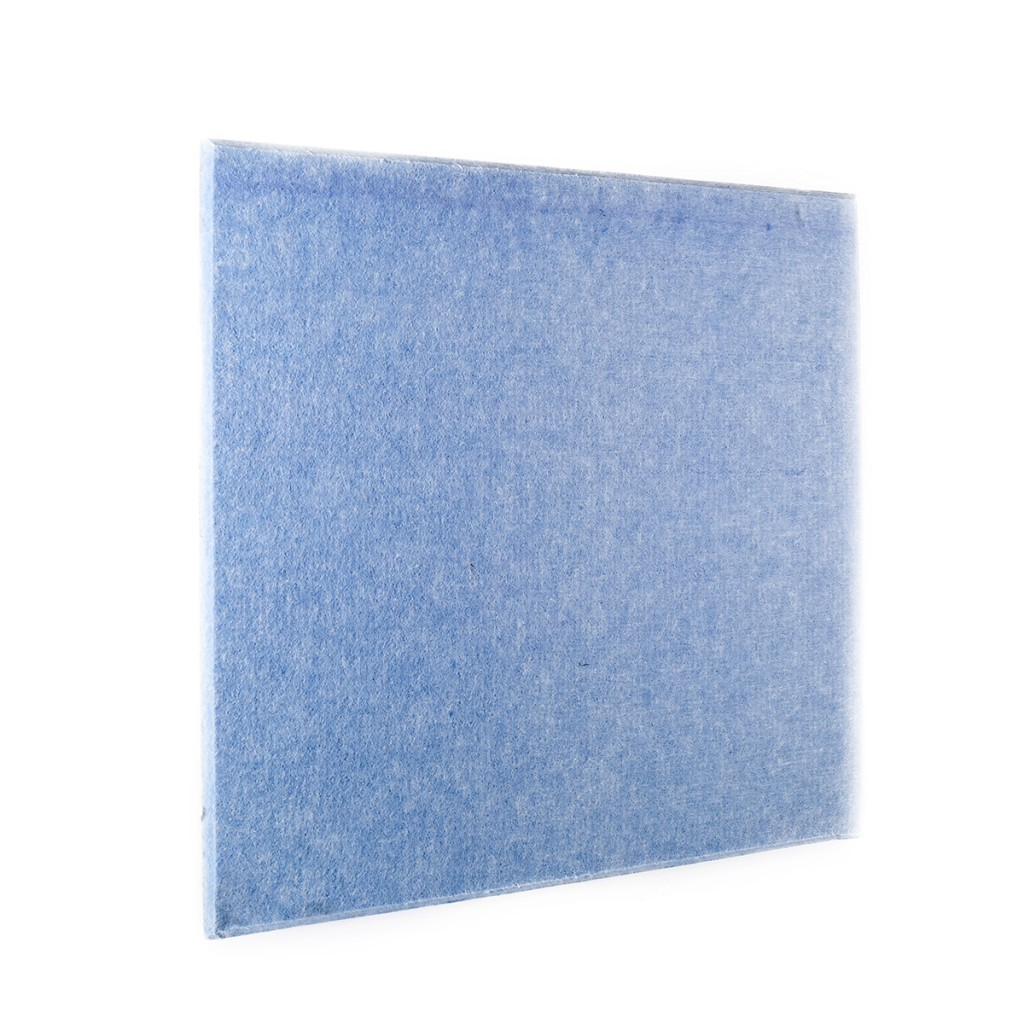 Solid Panel – Light Blue