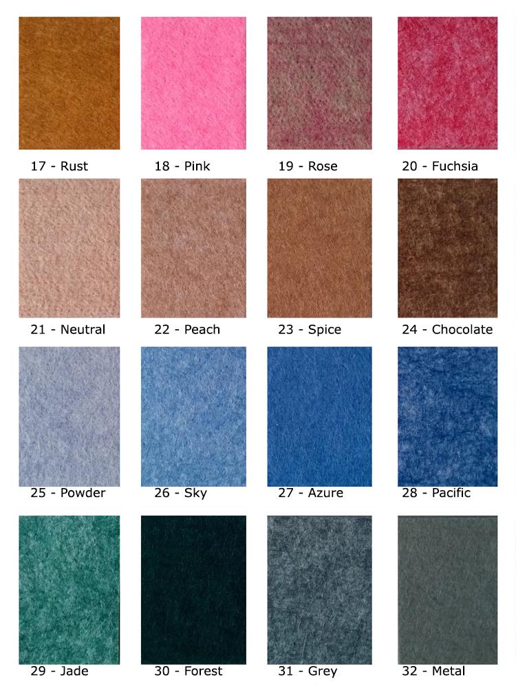 Colour Chart #2