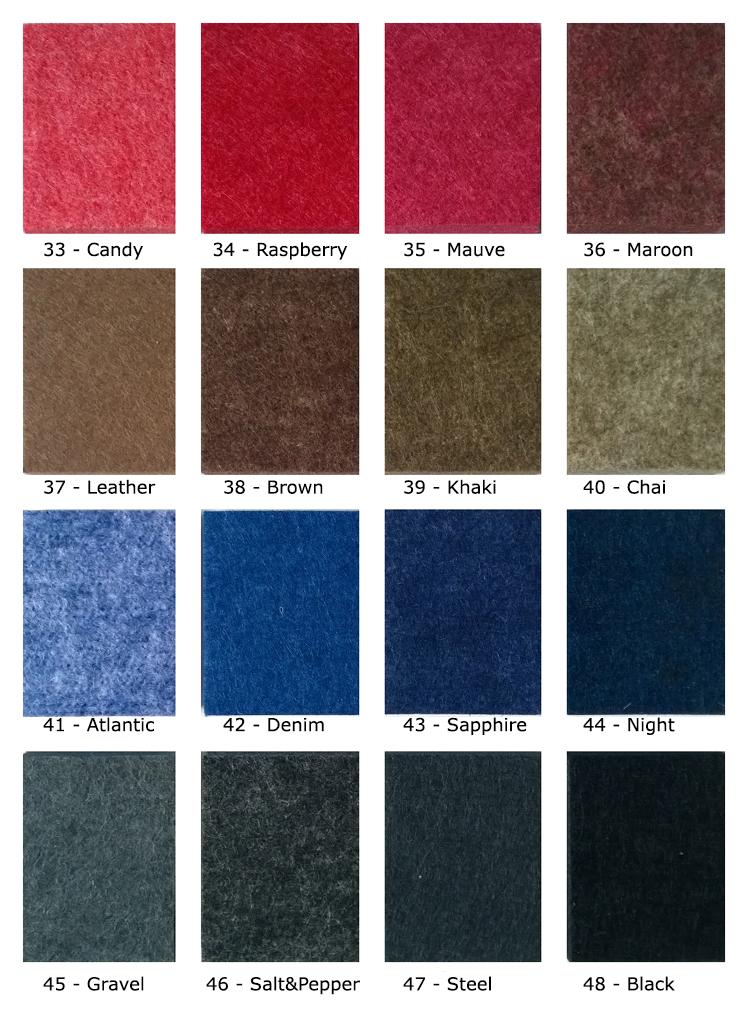 Colour Chart #3